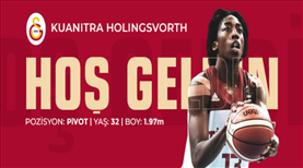 Holingsvorth, Galatasaray'da