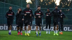 Gaziantep FK'de hazırlıklar tamam