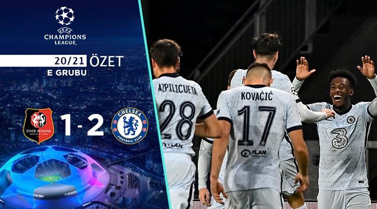 ÖZET | Rennes 1-2 Chelsea