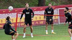 Galatasaray'da hazırlıklar devam ediyor