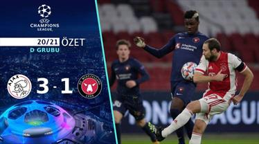 ÖZET | Ajax 3-1 Midtjylland