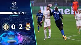 ÖZET | Inter 0-2 Real Madrid