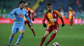 Galatasaray ile Rizespor 39. randevuda