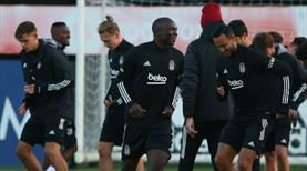 Beşiktaş derbiye hazır