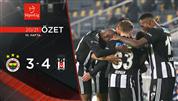 ÖZET | Fenerbahçe 3-4 Beşiktaş