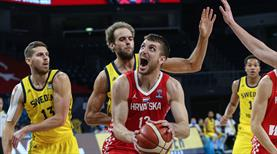 Hırvatistan dörtte dört yaptı
