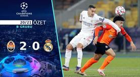 ÖZET | Shakhtar Donetsk 2-0 Real Madrid