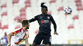 Sivasspor evinde galibiyete hasret