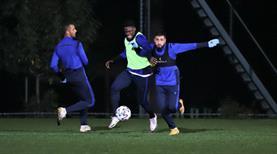 Trabzonspor çift kale maç yaptı