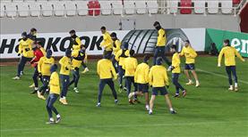 Villarreal hazırlıklarını tamamladı