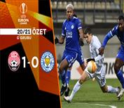 ÖZET | Zorya 1-0 Leicester City