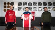 Ajax, Tagliafico'nun sözleşmesini uzattı