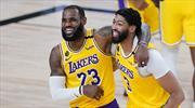 Lakers müthiş ikilisiyle uzattı
