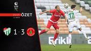 ÖZET   Bursaspor 1-3 BS Ümraniyespor