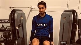 Trabzonspor'da Trondsen çalışmalara başladı