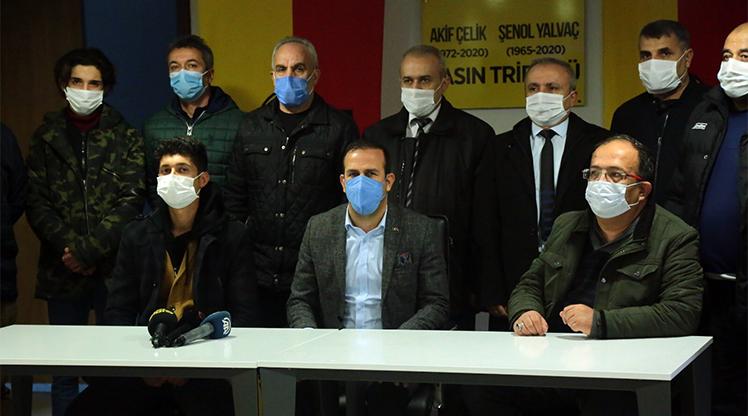 Yeni Malatyaspor'dan anlamlı hareket