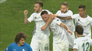 Amir Hadziahmetovic'ten jeneriklik gol