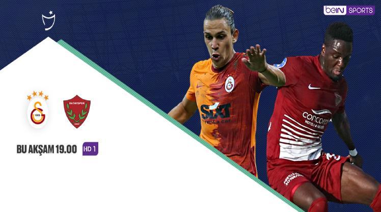 CANLI | Galatasaray - A. Hatayspor