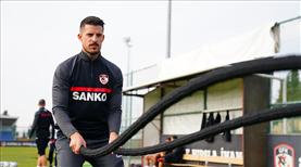 Gaziantep FK kuvvetlendi