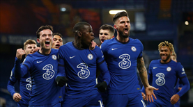 Lider Chelsea 3 puanı 3 golle aldı