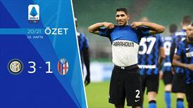 ÖZET | Inter 3-1 Bologna