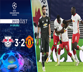 ÖZET | RB Leipzig 3-2 Manchester United