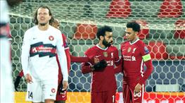 Salah, Liverpool tarihine geçti