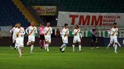 Yalçın'ın golü Göztepe'yi umutlandırdı