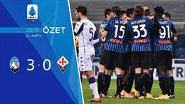 ÖZET | Atalanta 3-0 Fiorentina
