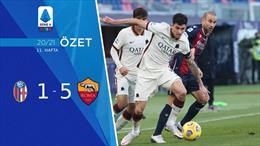 ÖZET | Bologna 1-5 Roma