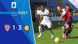 ÖZET | Cagliari 1-3 Inter