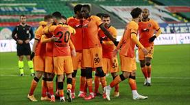 Galatasaray, Türkiye Kupası'nda sahne alıyor