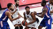 Anadolu Efes: 69-72 Olimpia Milano