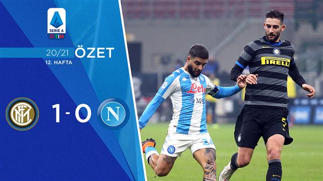 ÖZET | Inter 1-0 Napoli