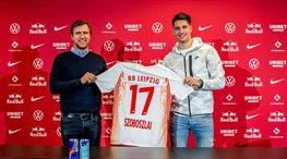 RB Leipzig, Dominik Szoboszlai'yi transfer etti