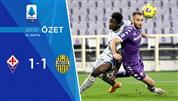 ÖZET | Fiorentina 1-1 Verona