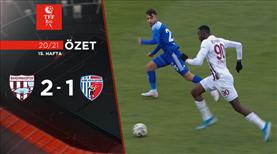 ÖZET | RH Bandırmaspor 2-1 Ankaraspor