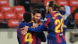 Pele'den Messi'ye tebrik