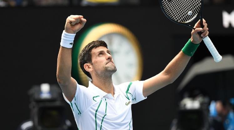 Djokovic zirvede 300 haftaya ulaştı