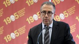 Galatasaray'da başkan adayı Öztürk çalışmalarını sürdürüyor