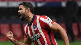 Atletico, Costa ile yollarını ayırdı