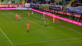 Yeni Malatyaspor 90+4'te umutlandı
