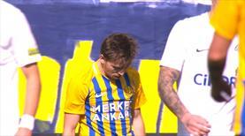 Yeni transfer Lobzhanidze direğe takıldı