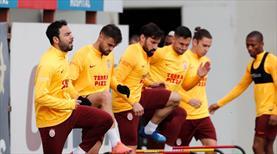 Galatasaray, kupada 3 eksikle Alanya deplasmanında