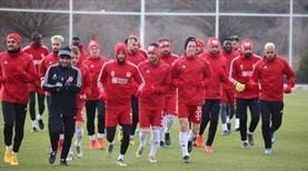 DG Sivasspor kupa maçına hazır