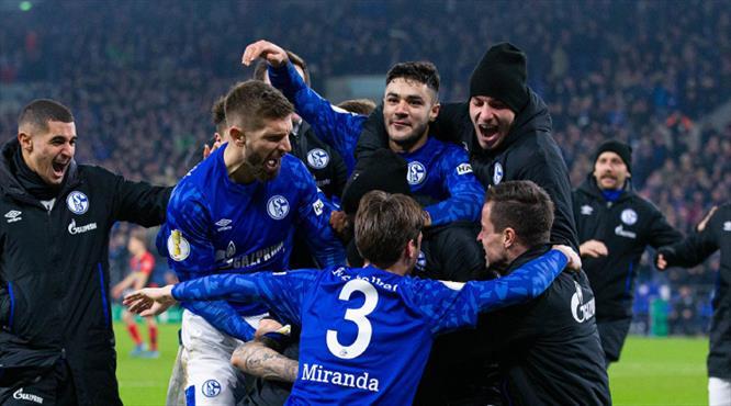 Schalke 04'ten muhteşem geri dönüş