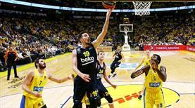 Fenerbahçe Beko'nun konuğı Maccabi