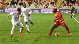 BtcTurk Yeni Malatyaspor - MKE Ankaragücü: 0-1 (ÖZET)