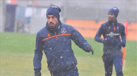 Medipol Başakşehir'de Sivasspor maçı hazırlıkları