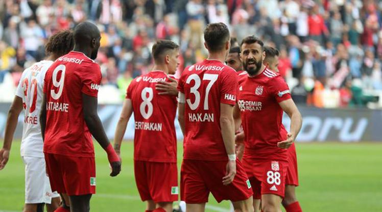 """Süper Lig lideri Sivasspor'un """"boşu"""" yok"""